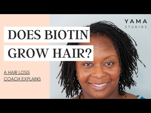 Does Biotin Stop My Hair From Falling Out? A Hair Loss Coach Explains