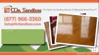 Hardwood Floor Refinishing Made Easy By Mr Sandless