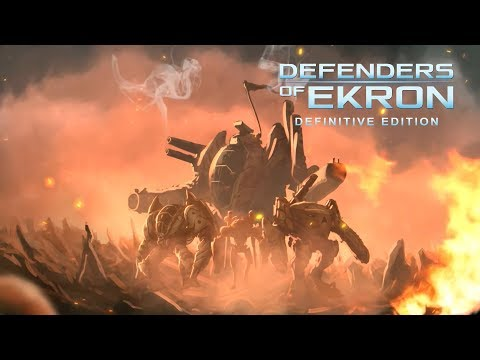 Defenders of Ekron Definitive Edition - Introducing Boss Rush Mode and Invaders Mode thumbnail