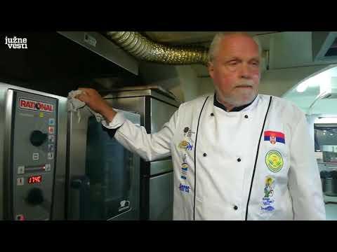 Prezentovanjem jela bakalu i pića akvavit u Nišu, norveški kuvar najavio turiste iz domovine