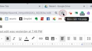 Chromebook Tips & Tricks: Bookmarks & Launcher