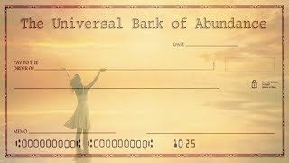 🎧 Universal Chequebook | Ask And You Will Receive | Attract Wealth And Abundance | Simply Hypnotic