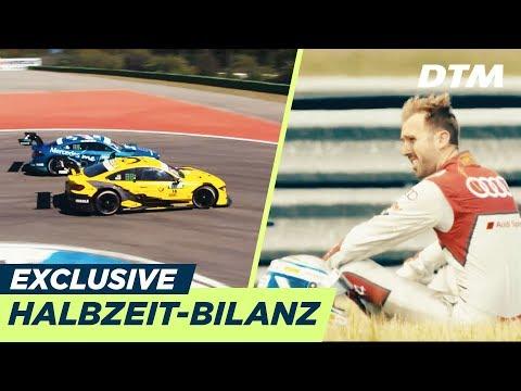 Halbzeitbilanz der Saison 2018 - DTM Exklusiv