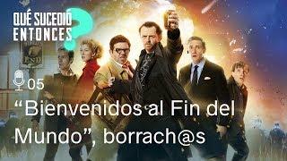 Alberto Corona hace TRAMPAS y CUELA una COMEDIA | Bienvenidos al fin del mundo | ESPINOF 1x05