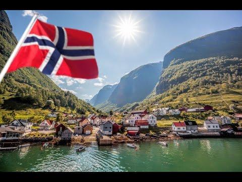 Reporter: - Her er beviset på at Norge er bedre enn USA