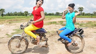 Must Watch New Funny Video 2021 Top New Comedy Video 2021 Try To Not Laugh Episode 117 By Funny Day