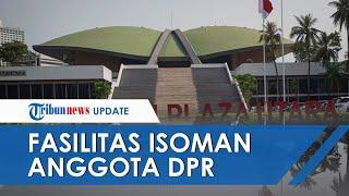 Anggota DPR yang Positif Covid 19 akan Isoman di Hotel, Intip Fasilitasnya yang Disebut Tak Merakyat