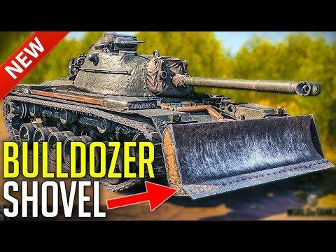 M48A2 Räumpanzer - The Best Rammer? ► World of Tanks M48A2 Raumpanzer First Details Preview