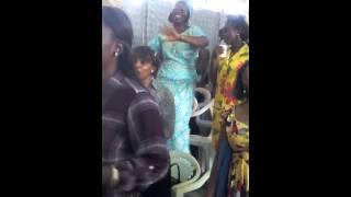 preview picture of video 'Culte à IGM/Yaoundé Novembre 2014'