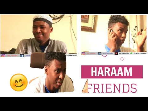 WHEN PARENTS WANT TO MEET YOUR HARAAM FRIENDS l somali edition