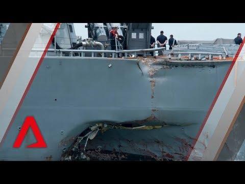 Keine Touchscreens mehr für die US-Navy