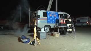 Из-за разлива нефти в Красноармейском пострадали двое человек