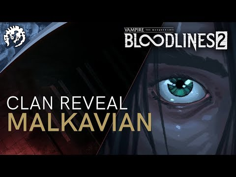 Clan Introduction - Malkavian - Vampire: The Masquerade - Bloodlines 2 de Vampire: The Masquerade Bloodlines 2