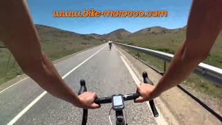 Cycling Holidays Morocco: Climbing the High Atlas by Tizi n'Tichka ¦ Vélo de route Maroc