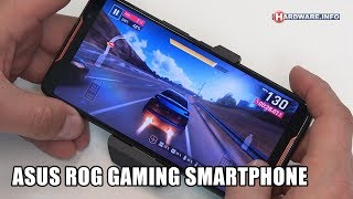 Asus ROG Phone gaming smartphone preview - Hardware.Info TV