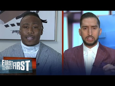 Wright & Marshall on Saints loss to Raiders, Brees without Thomas | NFL | FIRST THINGS FIRST
