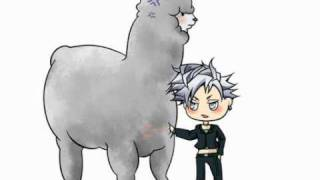 Lucky Dog1 - Giulio's Alpaca Song