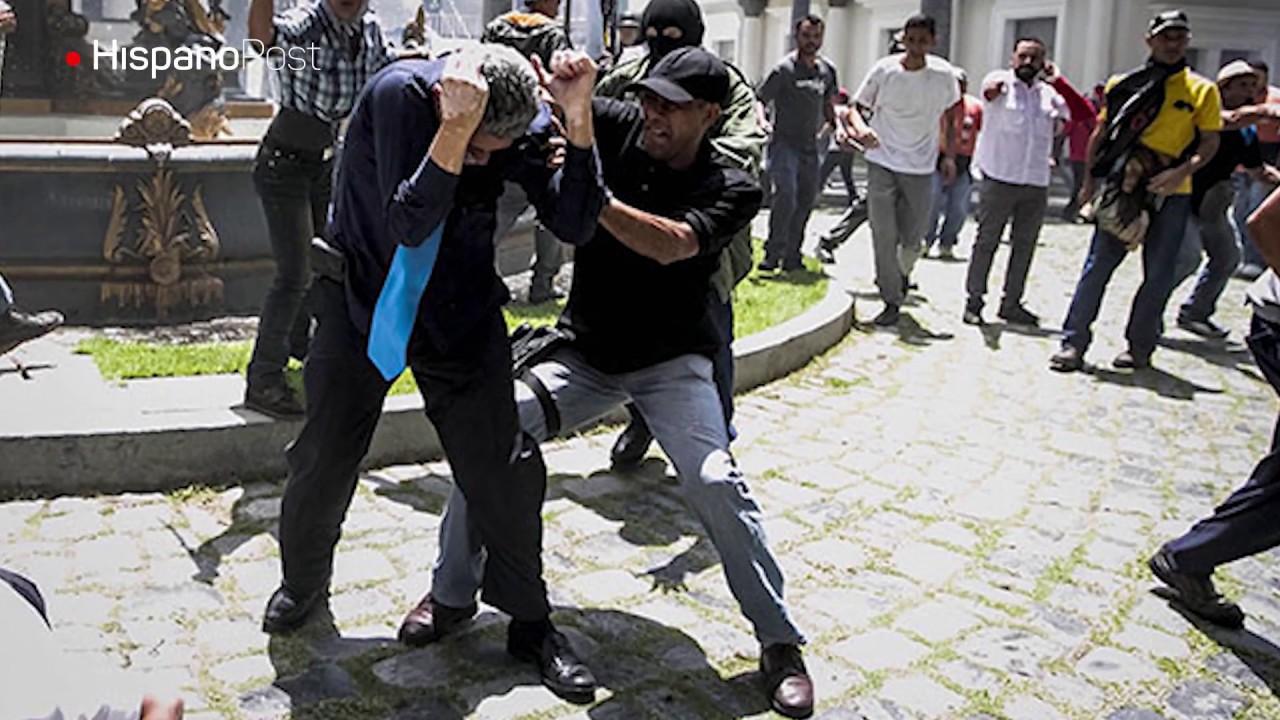 """La ANC consolidó el """"descalabro institucional"""" en Venezuela"""