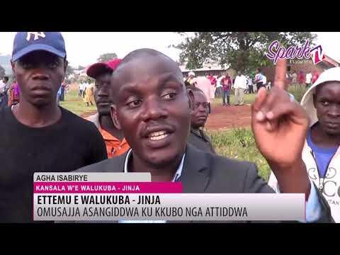 Omusajja attiddwa nasulibwa ku kkubo e Nakanyonyi, Walukuba