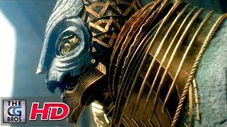 "CGI 3D Animated Trailers: ""Distance"" - by Studio Vert de Gris   TheCGBros"