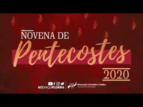 1° dia Novena de Pentecostes