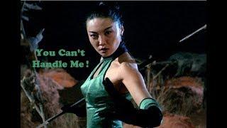 Jade tested on Liu-kang.. (MK-2)