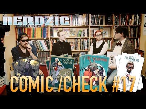 Das Literarische Vierlett der Indie-Comics - Nerdzig Comic/Check #17