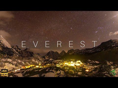 סרטון מדהים של זריחה מהר אוורסט
