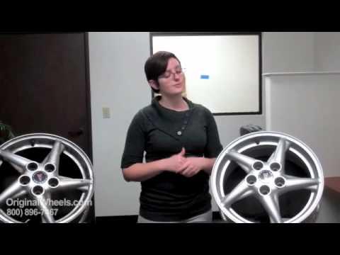 Wave Rims & Wave Wheels - Video of Pontiac Factory, Original, OEM, stock new & used rim Co.