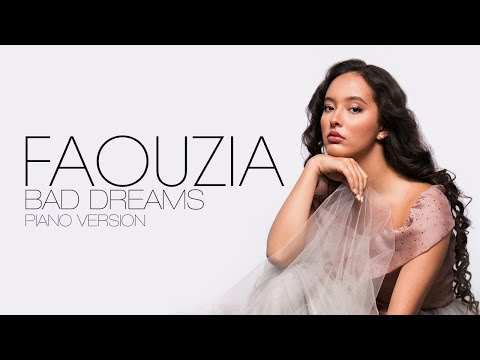 Download Faouzia Bad Dreams Lyrics Video مترجمة Best