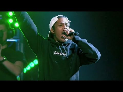 A$AP Rocky - Wild For The Night at Radio 1's Big Weekend