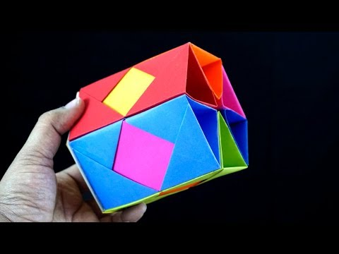 3 Awesome Origami/Paper Craft Ideas