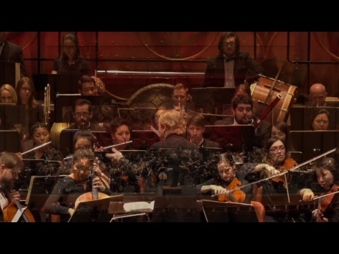 ASU Symphony Orchestra Performs Gustav Mahler's 1st Symphony. 4/26/2018