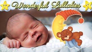 1 Hour Soothing Baby Music ♥♥♥ Relaxing Bedtime Lullaby ♫♫♫ Calming Nursery Rhyme