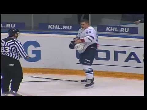 Maxim Berezin vs. Andrei Mironov