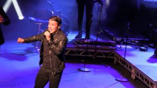 Joe McElderry - Somebody To Love - Saturday Night At The Movies - Newcastle