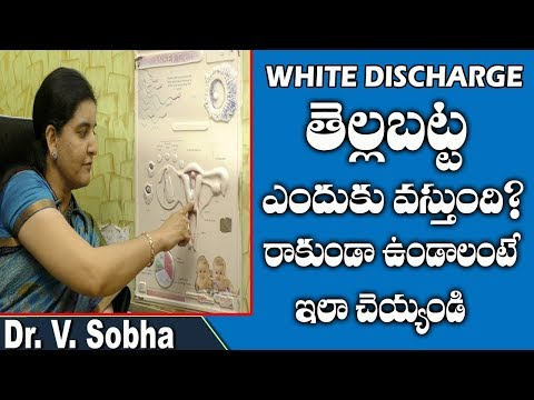 Download Reasons Behind White Discharge During Periods White Discha