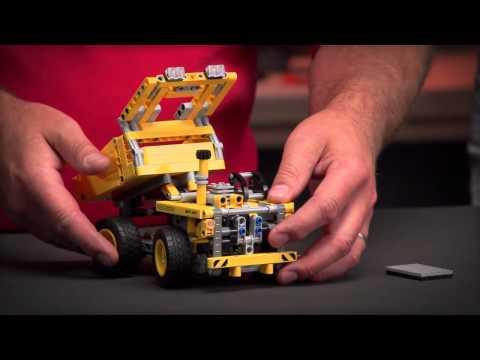 LEGO® Technic Карьерный грузовик 42035