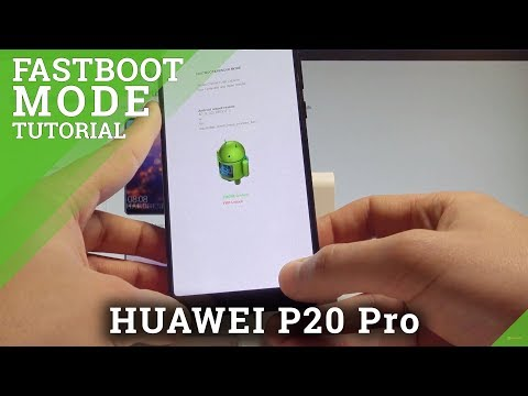 How to Open / Exit Fastboot & Rescue Mode on HUAWEI Y7