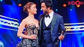 Ranbir Kapoor & Alia Bhatt win the Best Actor & Actress at the Filmfare Awards 2019