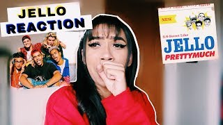 PRETTYMUCH  JELLO [MUSIC VIDEO REACTION]
