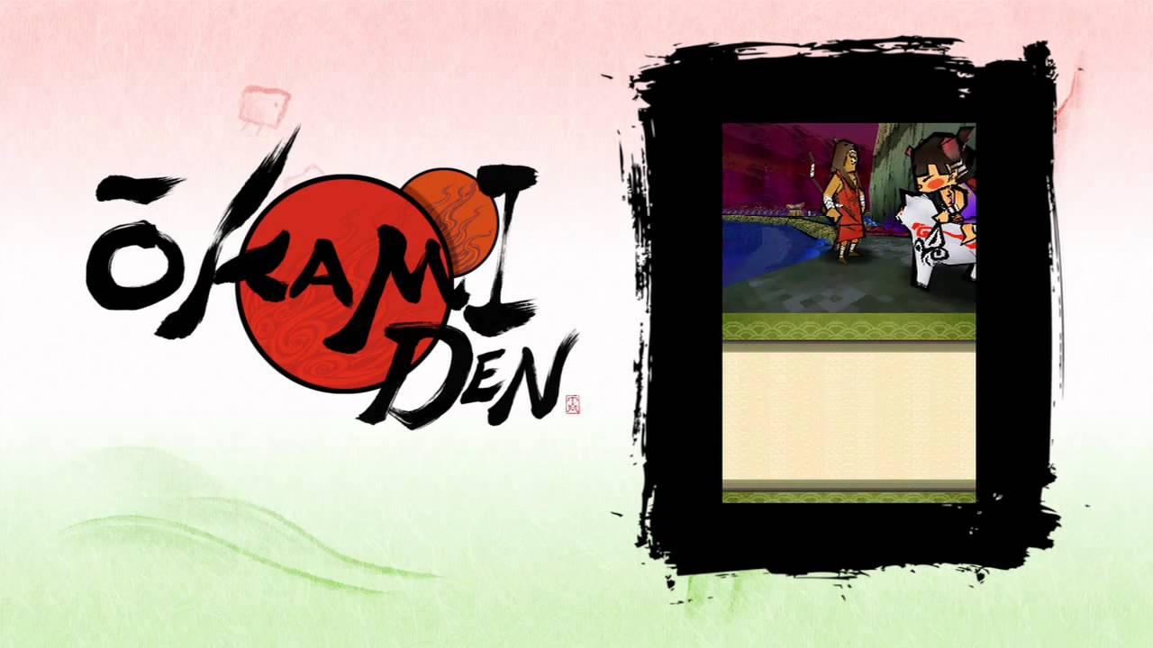 Meet The Lovable Mumbling Supporting Cast Of Okamiden