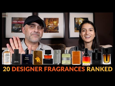 Top 20 Designer Fragrances Ranked By Future Perfumer – Are Your Favorites On This List?