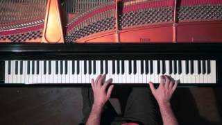 'Aquarium' from 'Carnival of the Animals' Saint-Saëns - PIANO SOLO