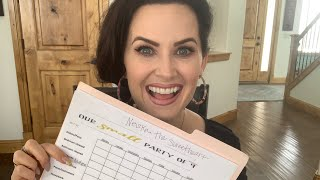 The BEST Chore Chart System - How To Organize Your Kids