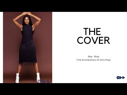 The Cover - Seyi Shay Is About To Take Over The World