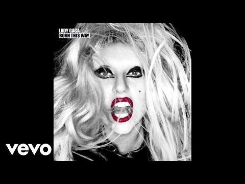 Lady Gaga - Scheiße (Official Audio)