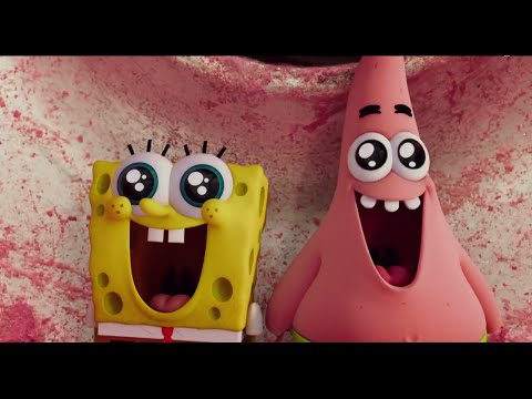 The spongebob squarepants movie  sponge out of water   payoff trailer   romania   paramount