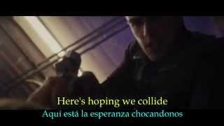 Ellie Goulding Beating Heart Español Ingles Divergente HD