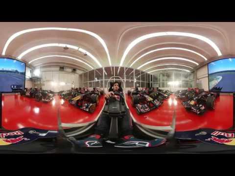 Australian GP - Carlos Sainz 360 hotlap - Scuderia Toro Rosso